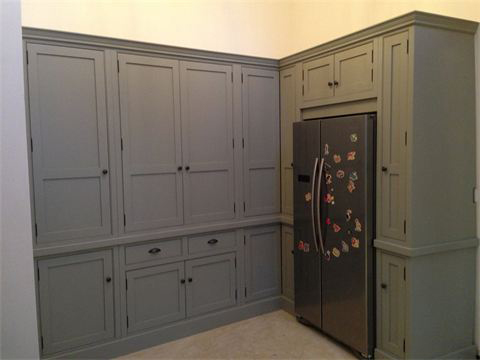 Bespoke larders cupboards uk